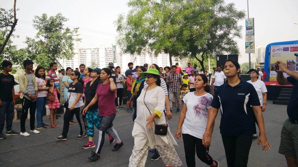 Lemon Race at RaahgirI Day