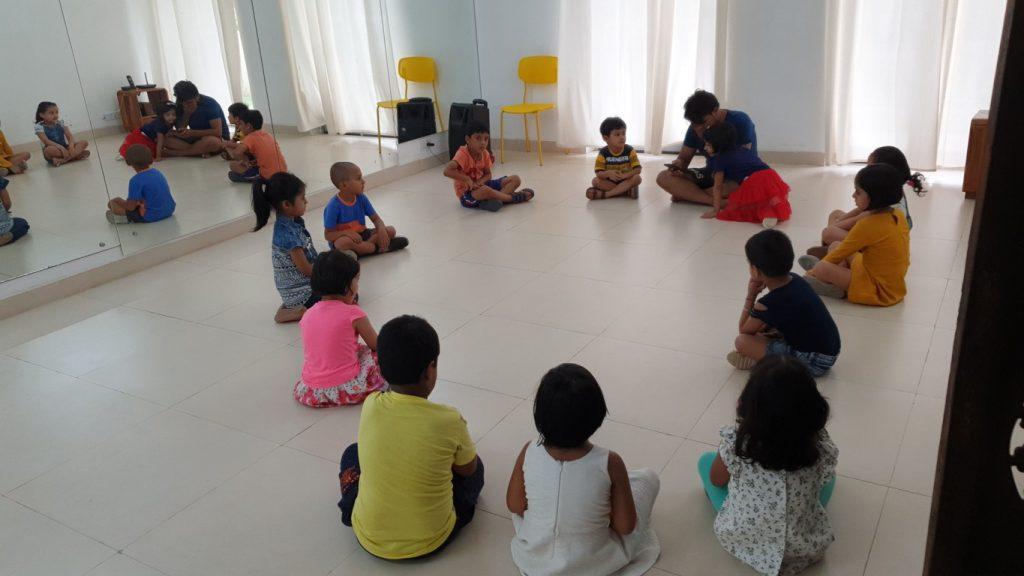 Kids at Kalaa