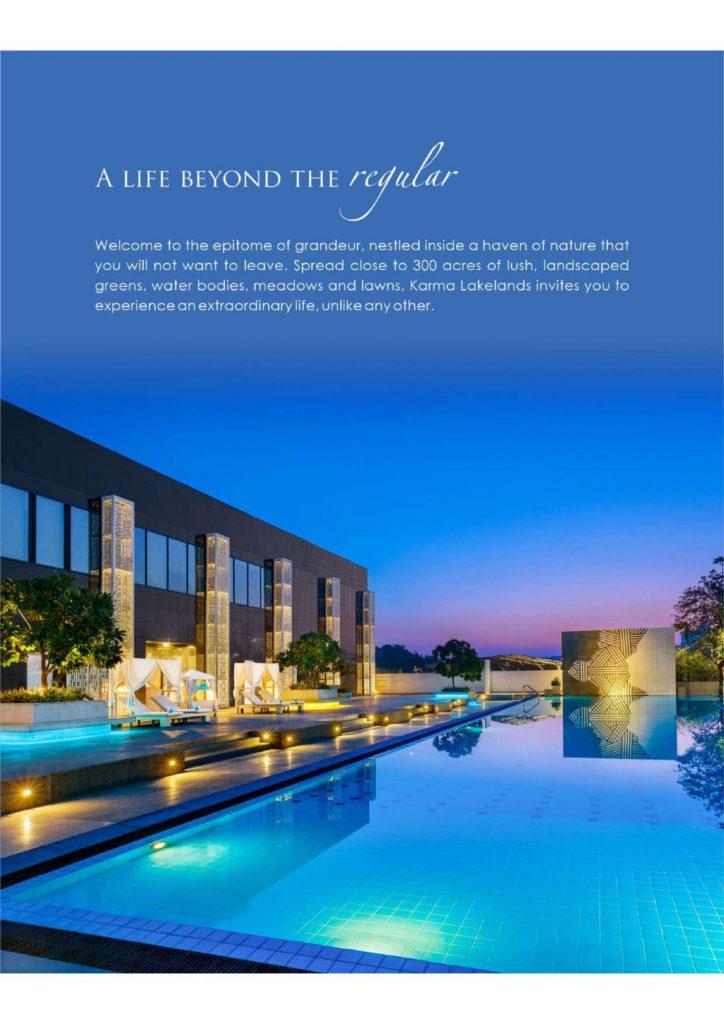 Karma Lakelands Corporate Brochure 3