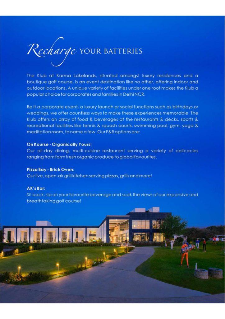 Karma Lakelands Corporate Brochure 5