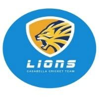 Lions Casabella Cricket Team Logo