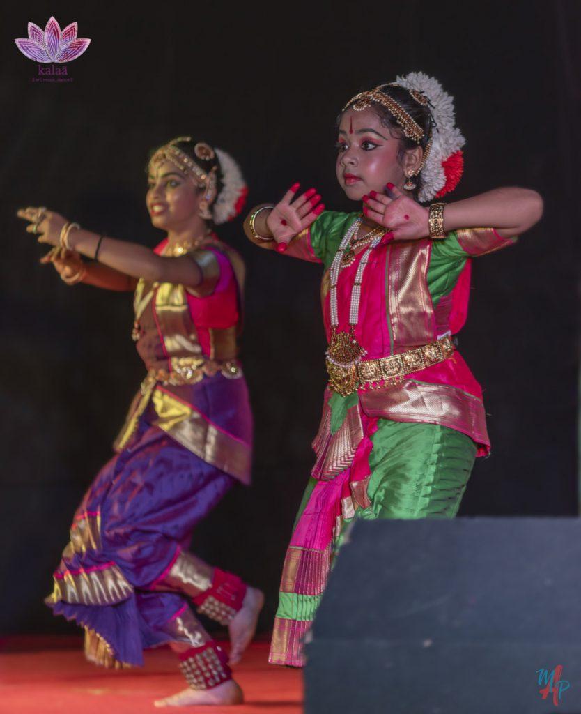 Dance performance by Students of Kalaa Dance