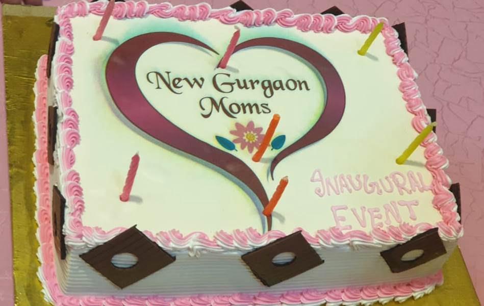 New Gurgaon Moms Inaugural Event Group Image (14)