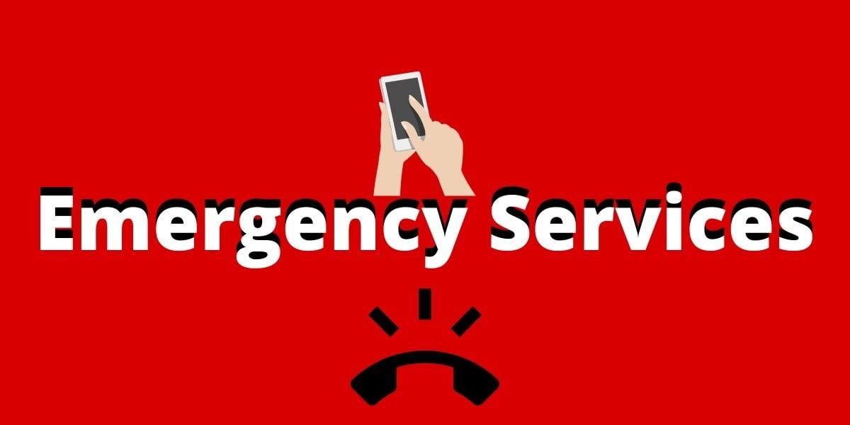 Emergency Services for Gurugram (Gurgaon) banner