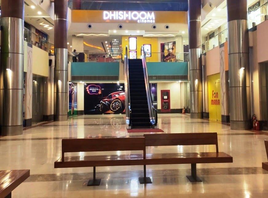 Entertainland Floreal Towers Gurugram