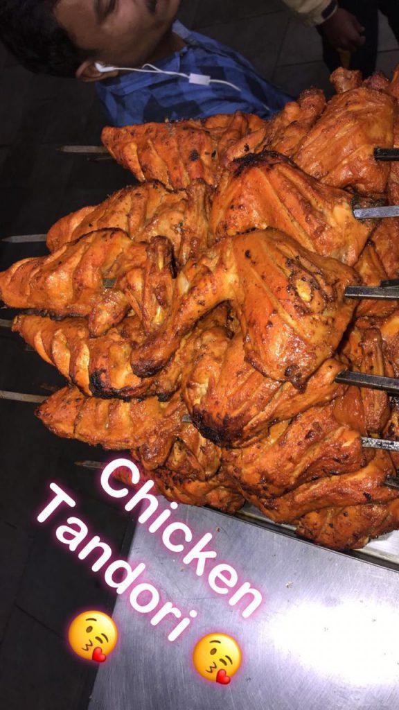 Chicken Tandoori at Lazeez Meat Shop