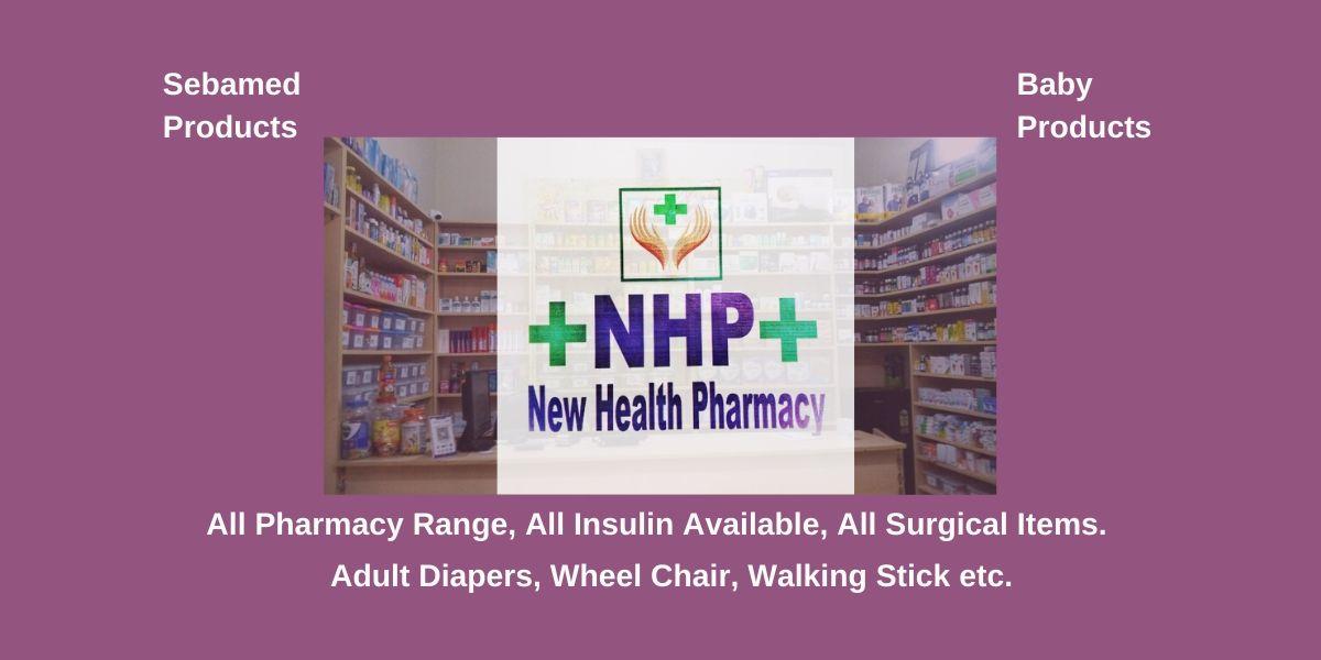 New Health Pharmacy in Sector 90, Gurugram banner