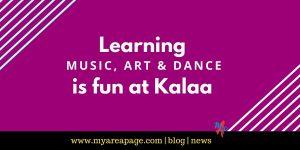 Kalaa Sector 82 Gurugram where learning is fun