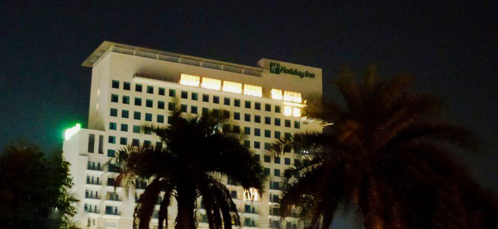 Holiday Inn at Sapphire Ninety Mall
