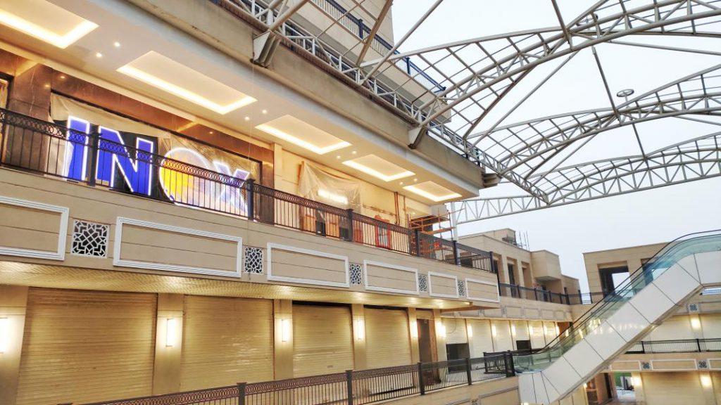 Inox Cinema in Sapphire Ninety mall in Sector 90 Gurugram