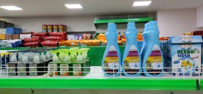 Variety of detergents