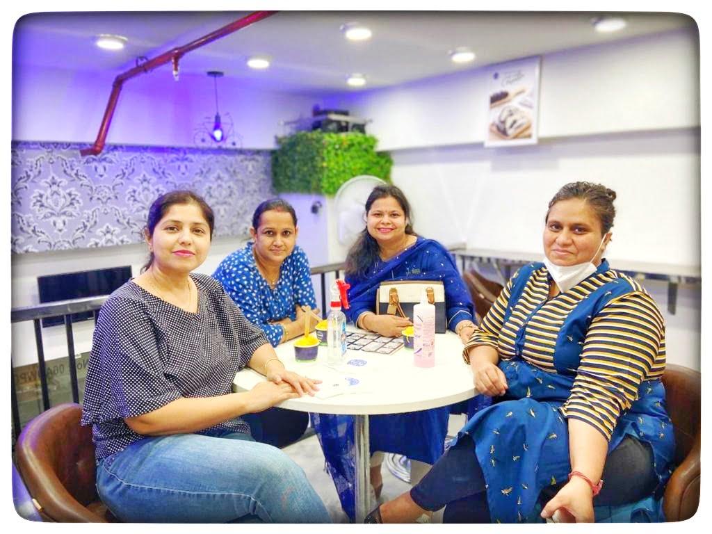 Fun time at Giani ice cream Sapphire Ninety, Sector 90, Gurugram