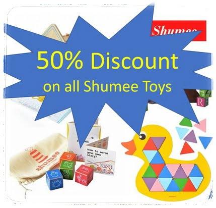 Shumee offer