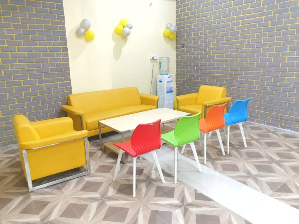 Sitting Zone at Heaven Supermart Sector 86