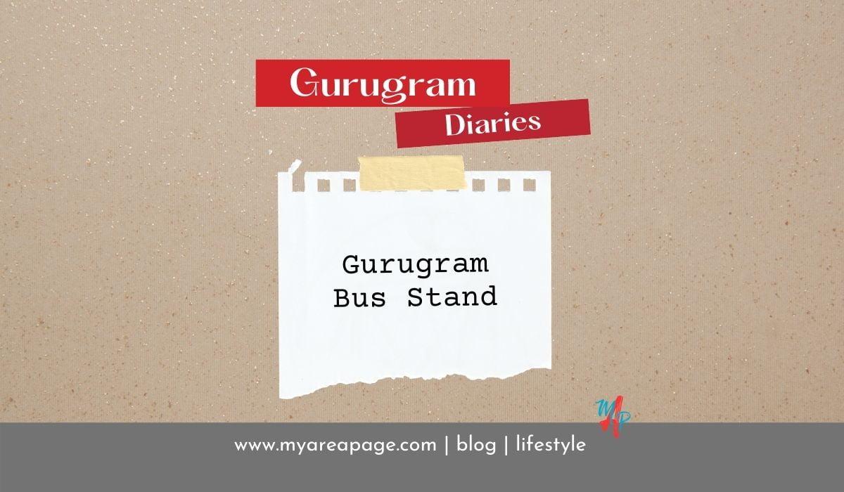 Gurugram Bus Stand banner