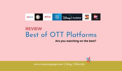 OTT Platforms banner