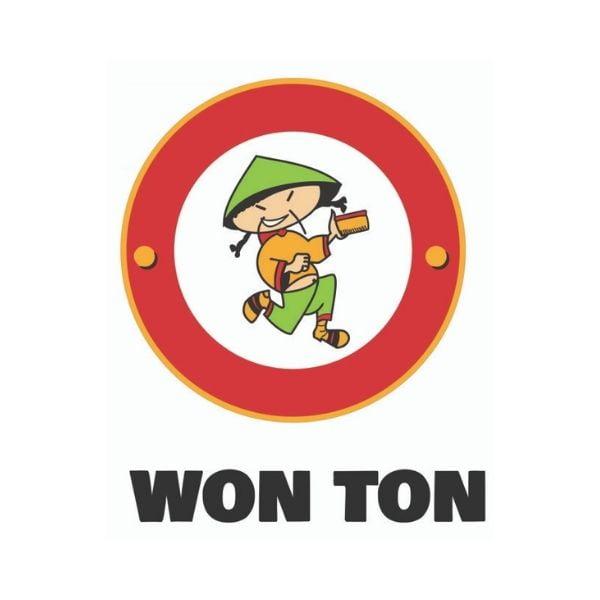 Won Ton Sapphire Ninety