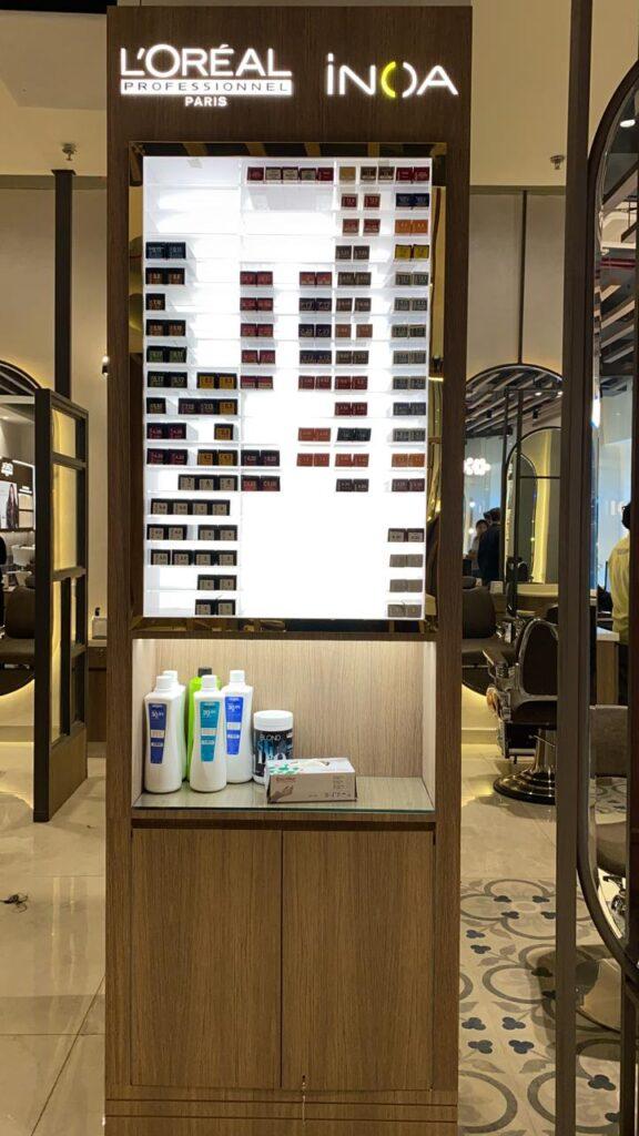 Display stand 1