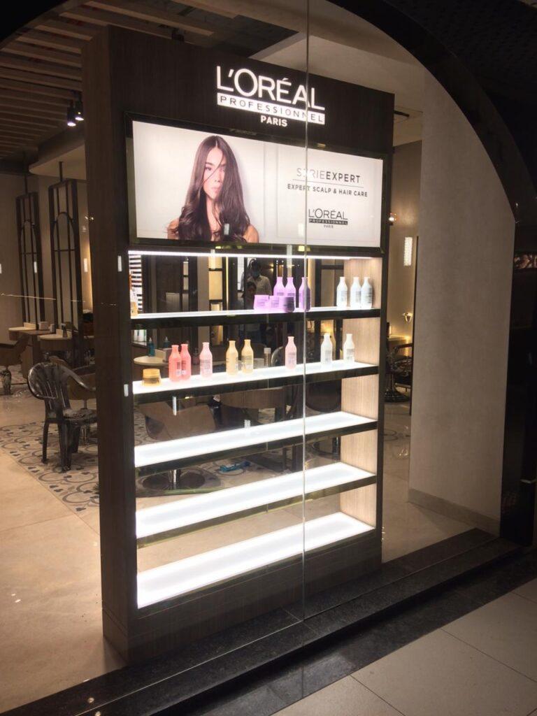 Display stand 2