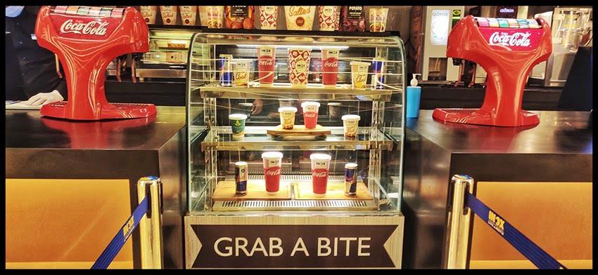 Beverage Counter at Inox Sapphire Ninety