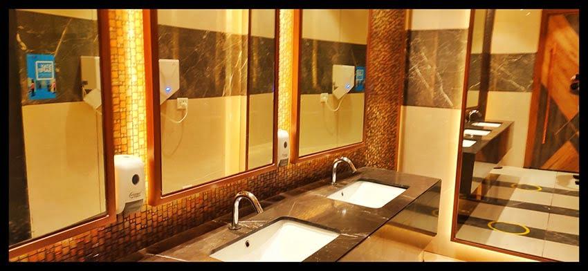 Washrooms Interior