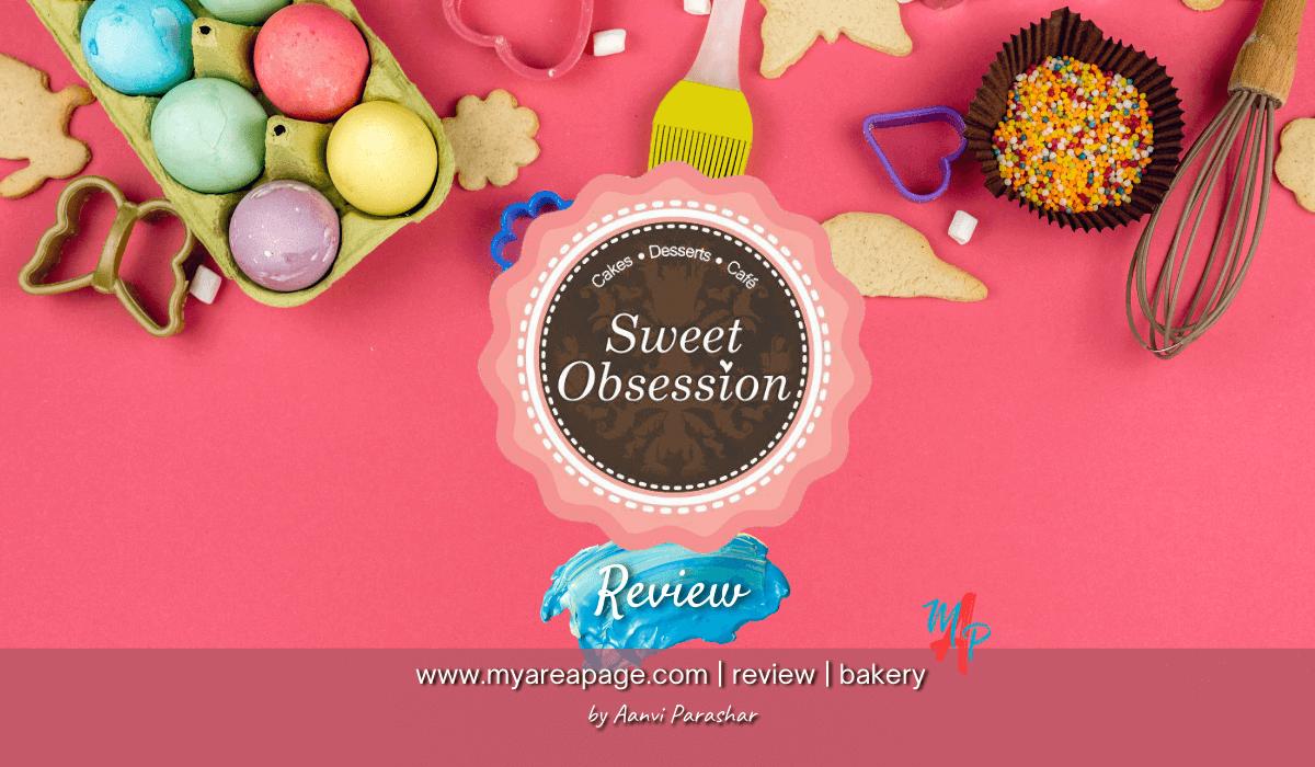 Sweet Obsession Blog Banner