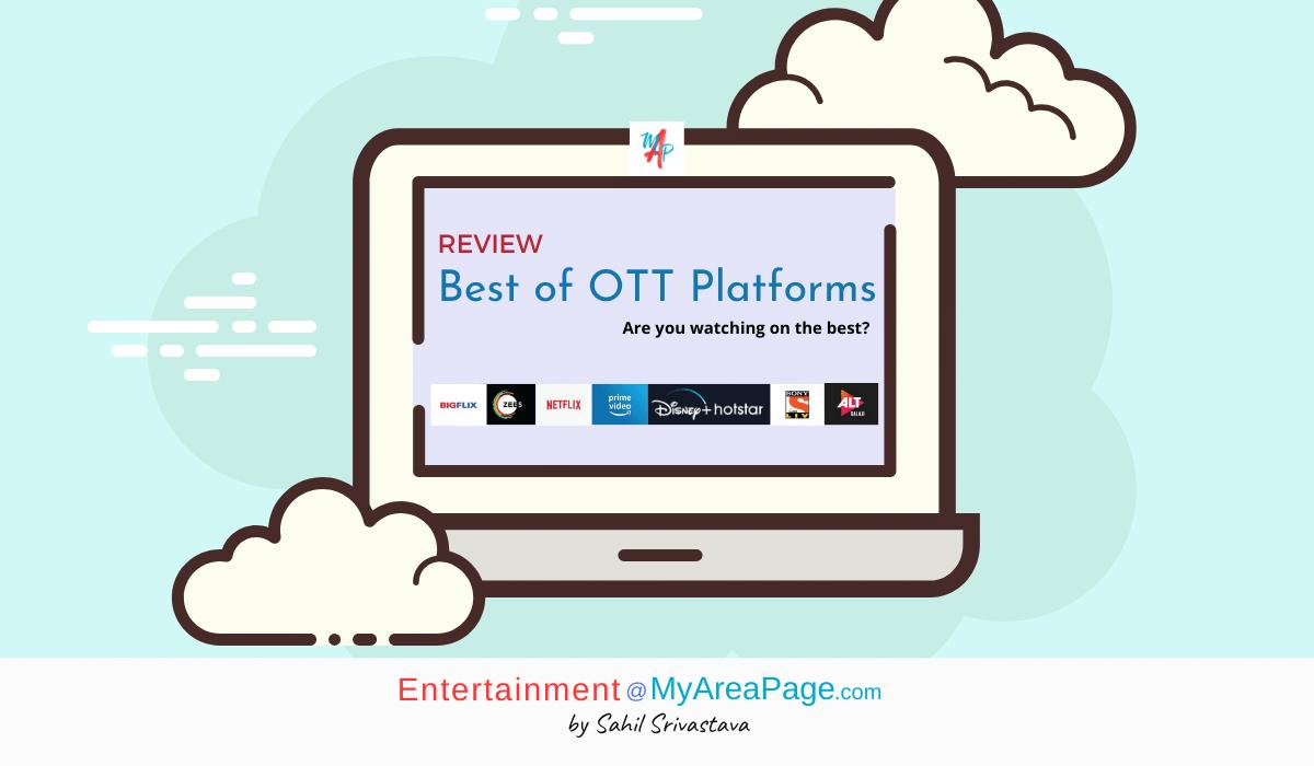 Best OTT Platforms Blog Banner