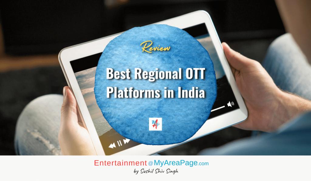 Best Regional OTT Platforms Blog Banner