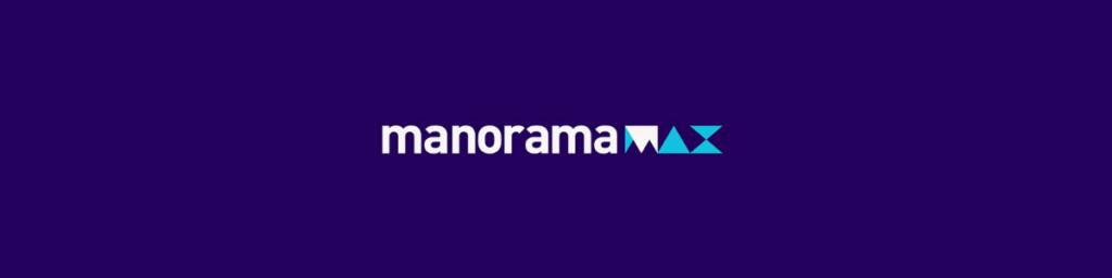 Manorama Max Banner